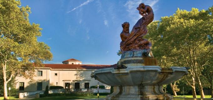 The Mary Schenley Memorial Fountain